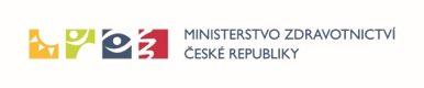 Logo Ministerstva zdravotnictví České republiky