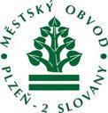 Logo městský obvod Plzeň 2