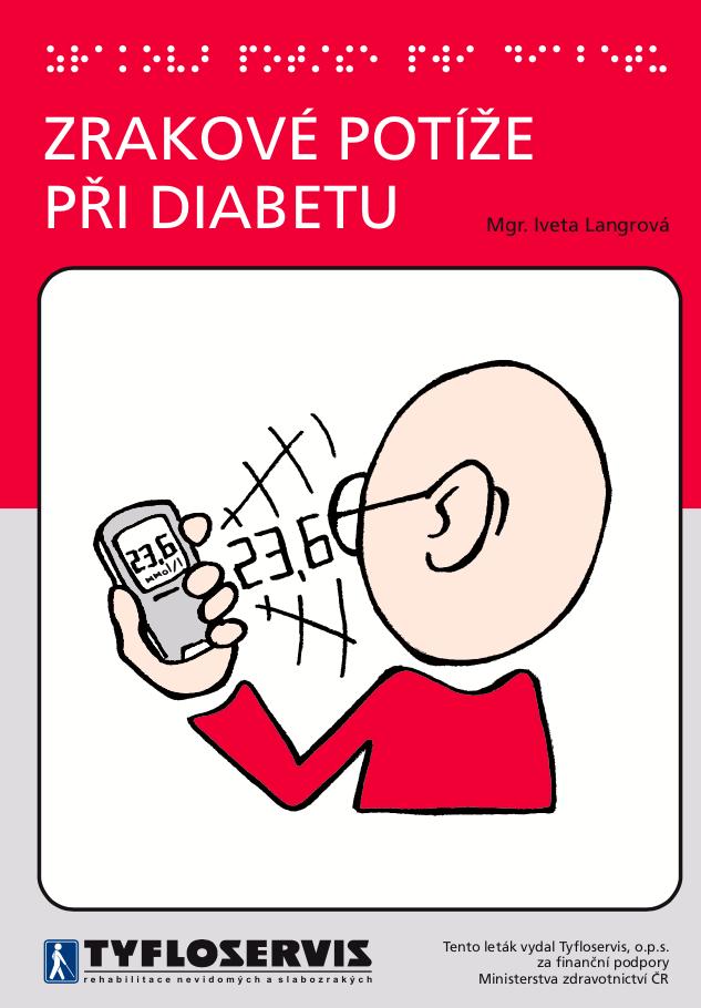 Zrakové potíže při diabetu