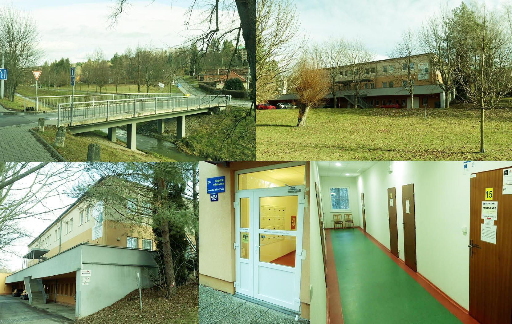 Fotka krajského střediska Zlín