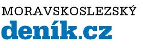 Logo Moravskoslezký deník